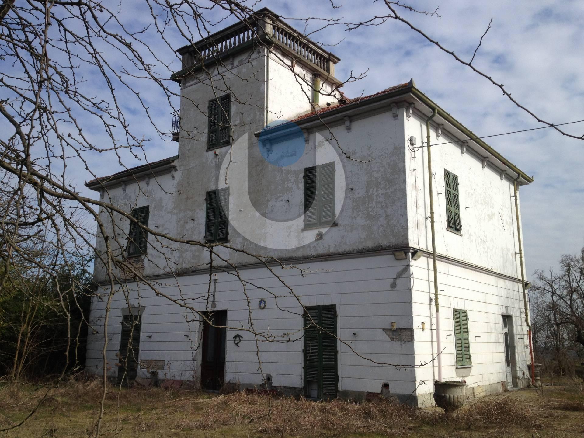 Gamalero, Via Umberto I°