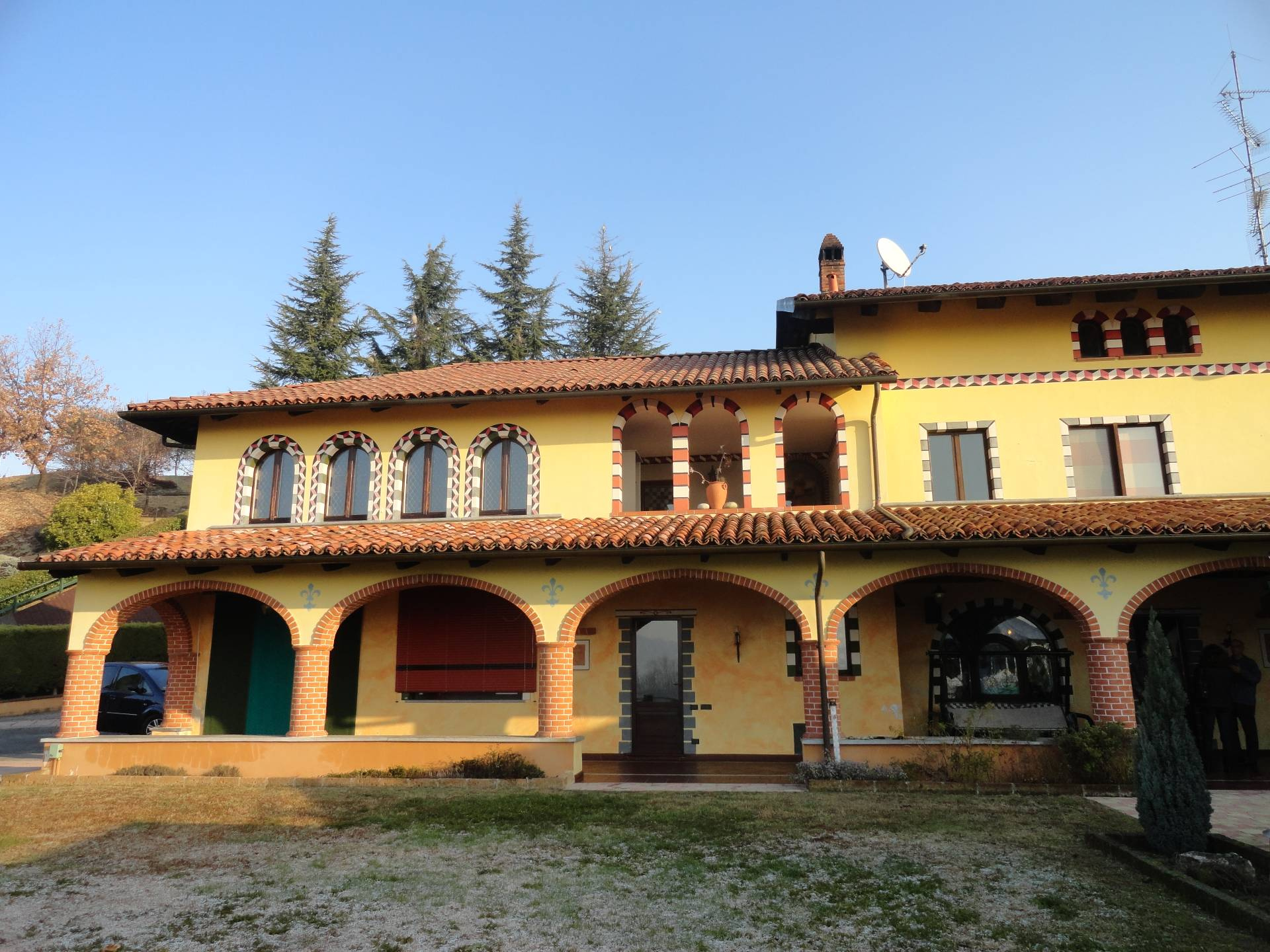 589 - Cavagnolo, Via Scallaro