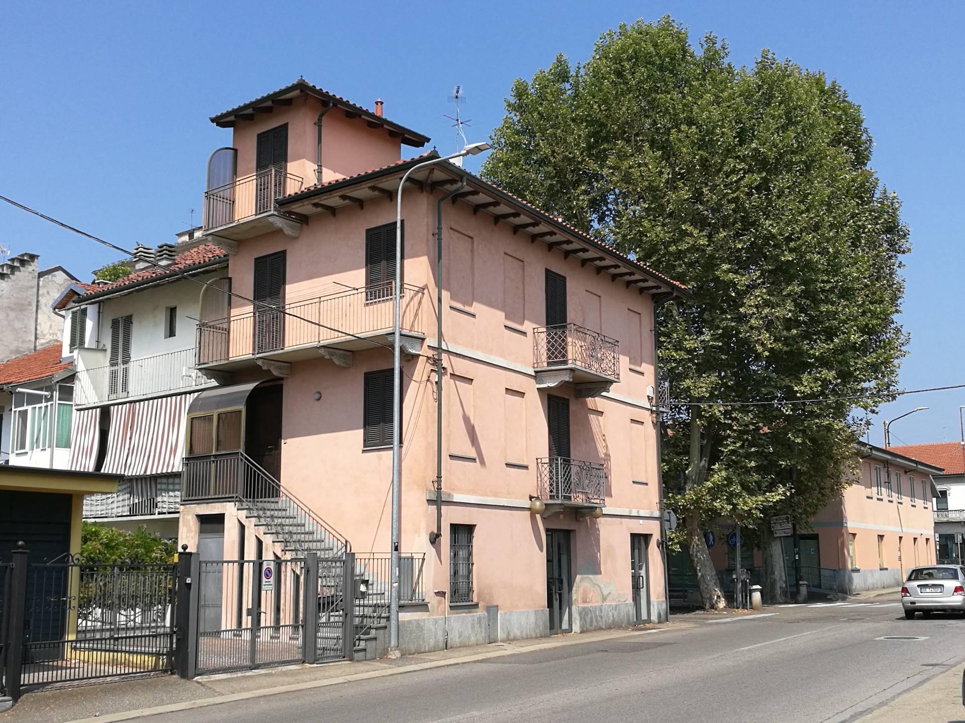 Asti, Corso Palestro