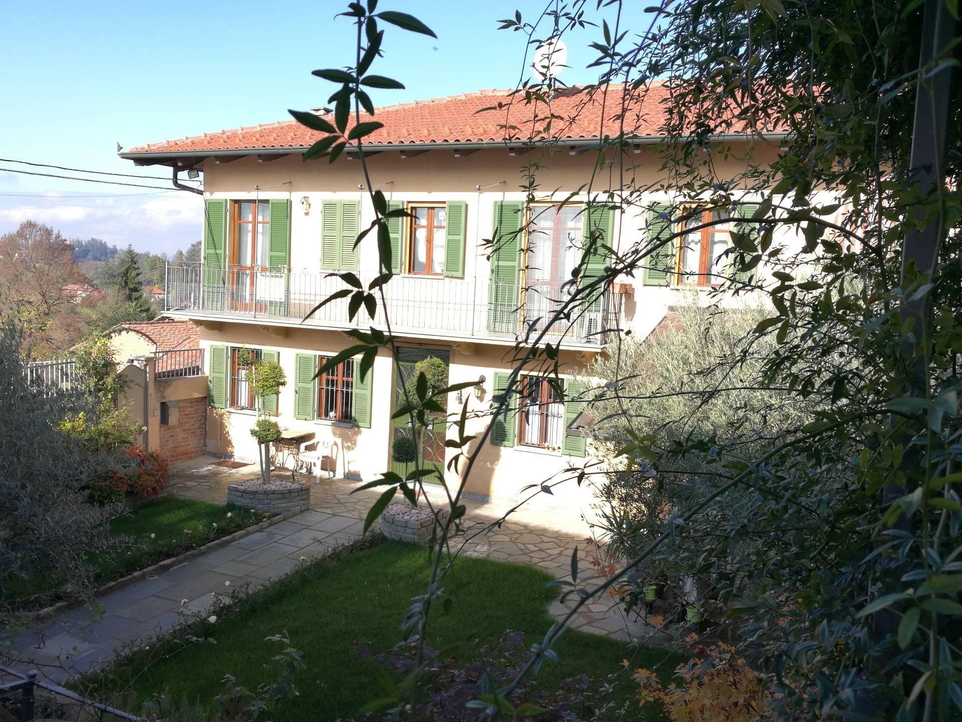 Villa San Secondo, Via Cavour