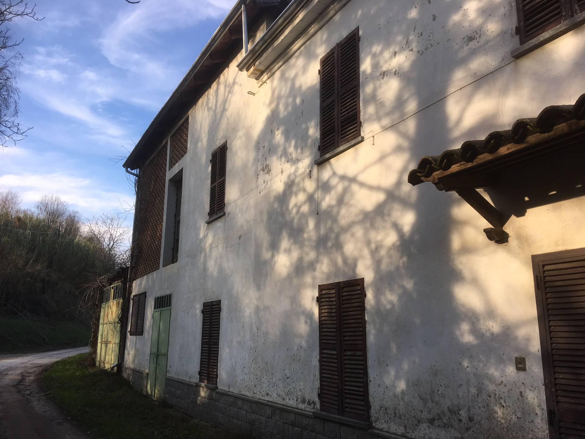 Grazzano Badoglio, Strada Ronco Gennaro