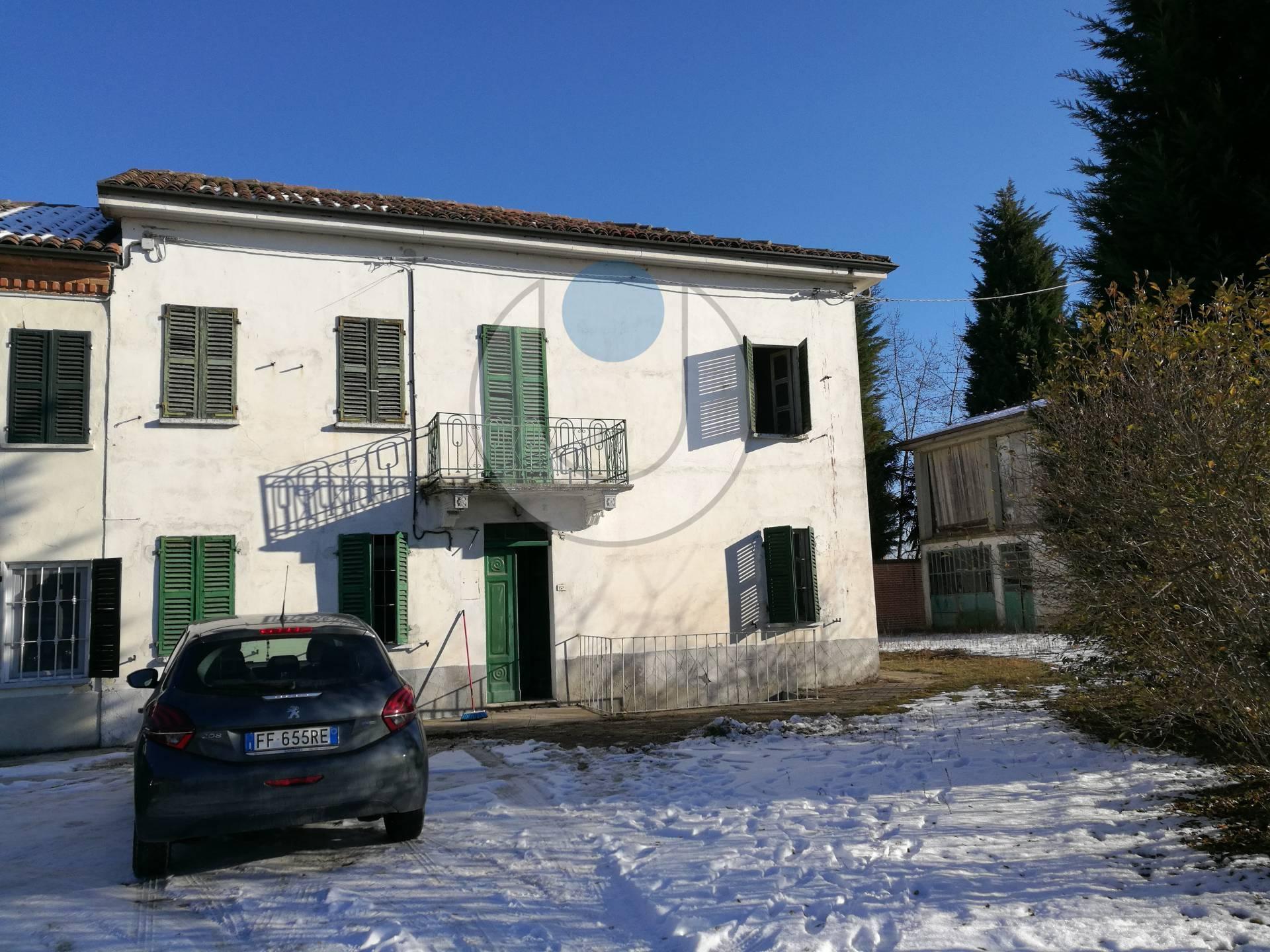 Portacomaro, Via Castellazzo