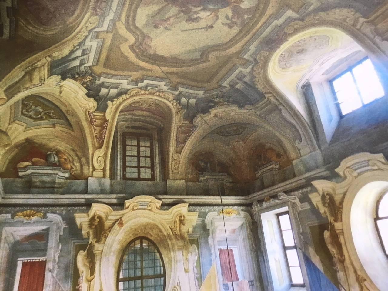 Castello - Cumiana, Piazza del Castello