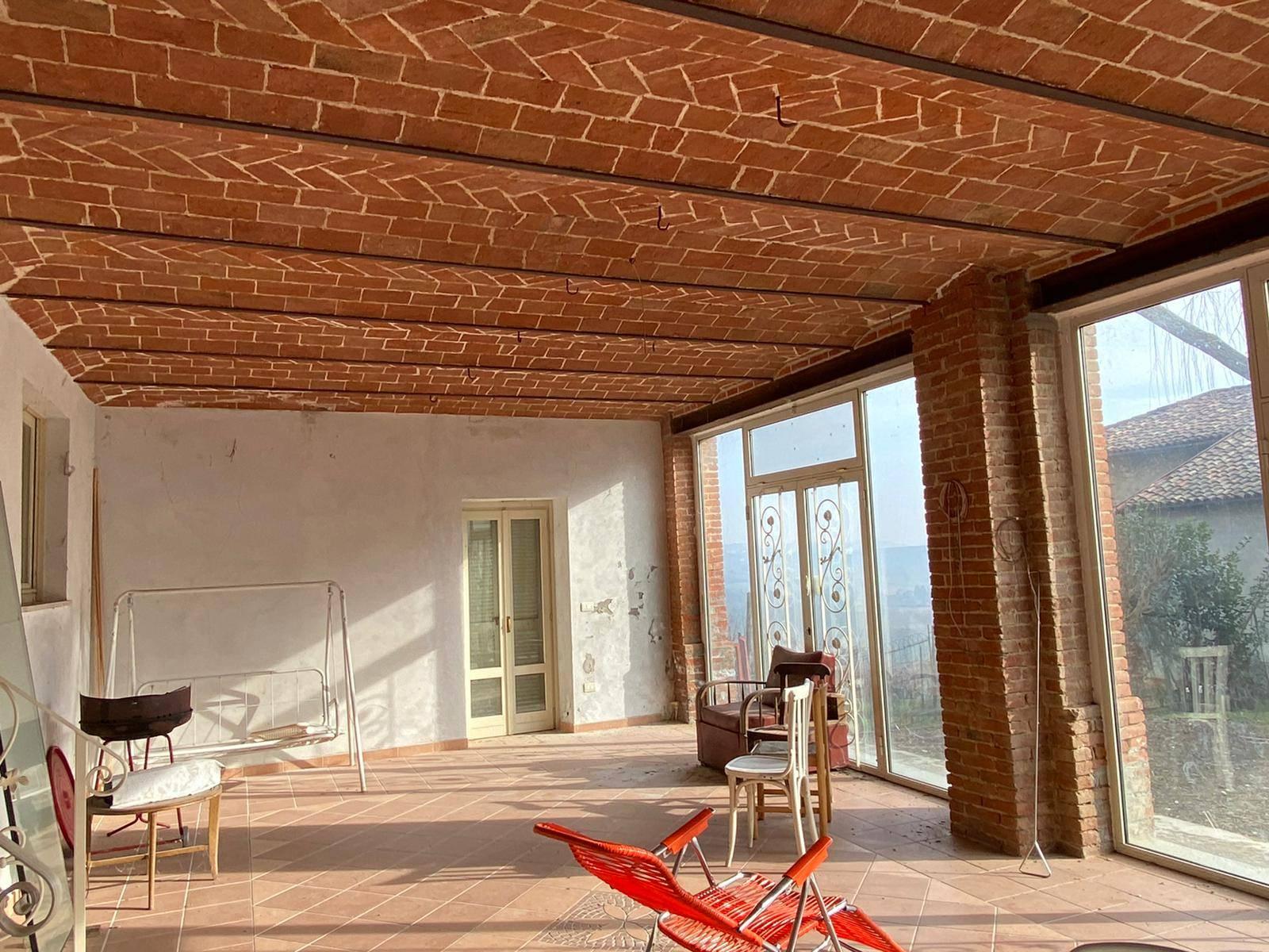 Porzione di casa - Alfiano Natta, Via Vittorio Emanuele III