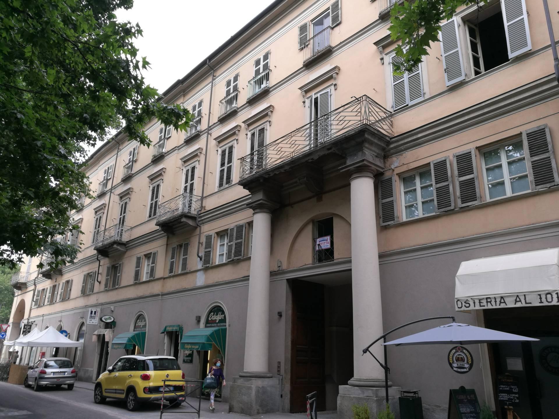 Asti, Corso alla Vittoria