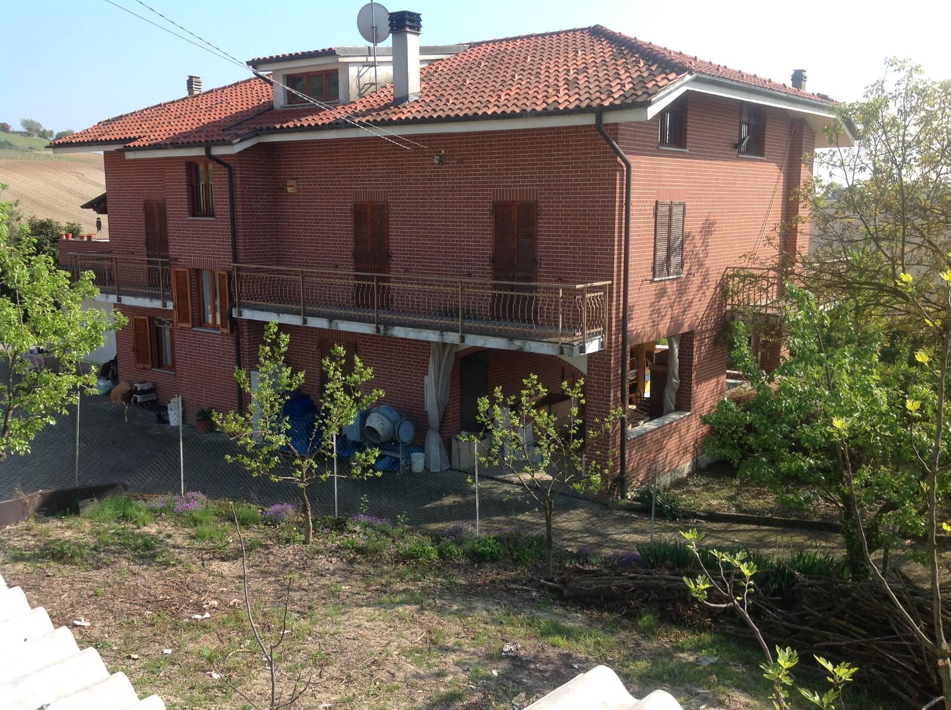 Moncalvo, Strada Gessi