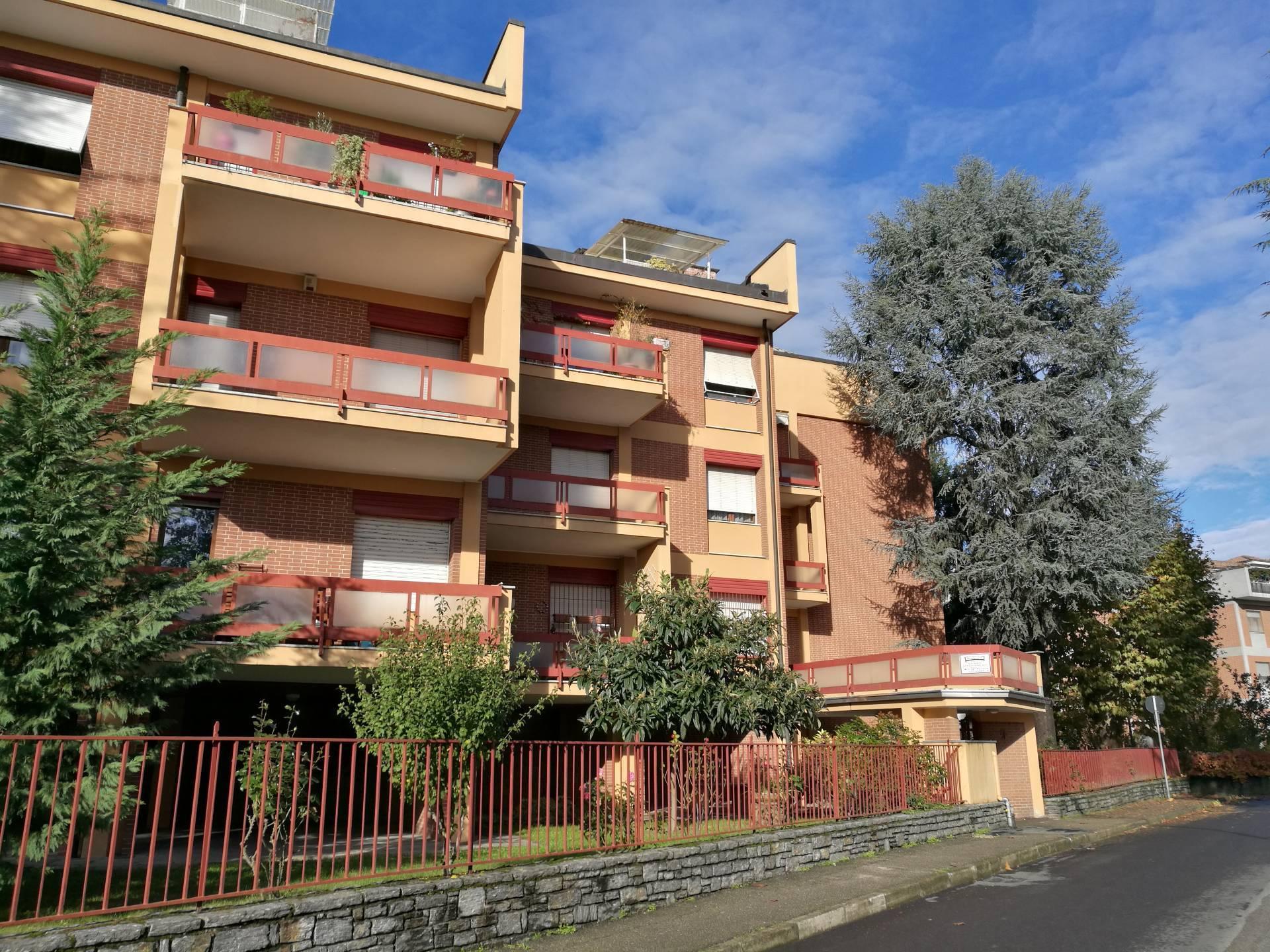 Asti, Via Baretti