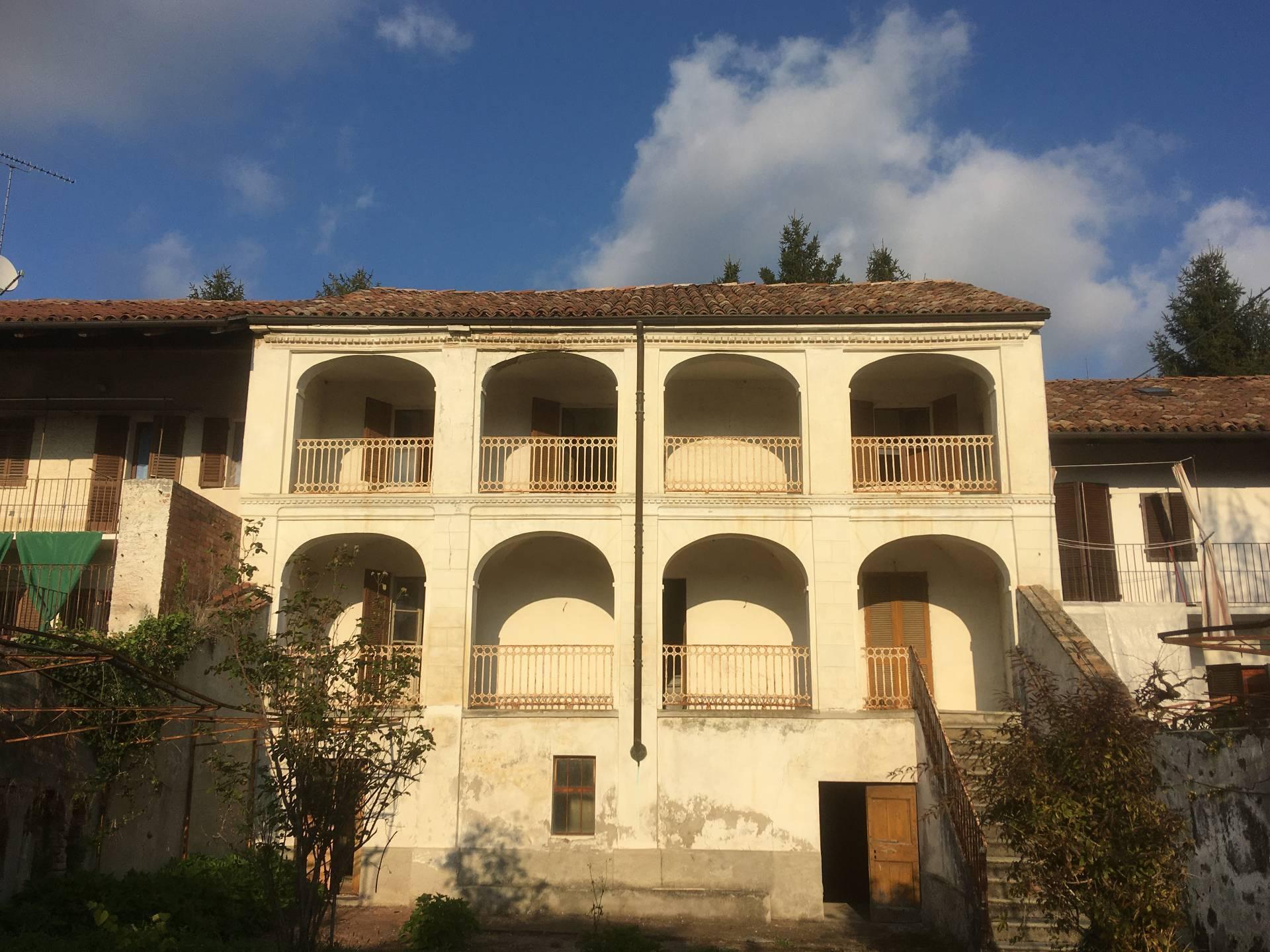 Moransengo, Via Sant'Agata