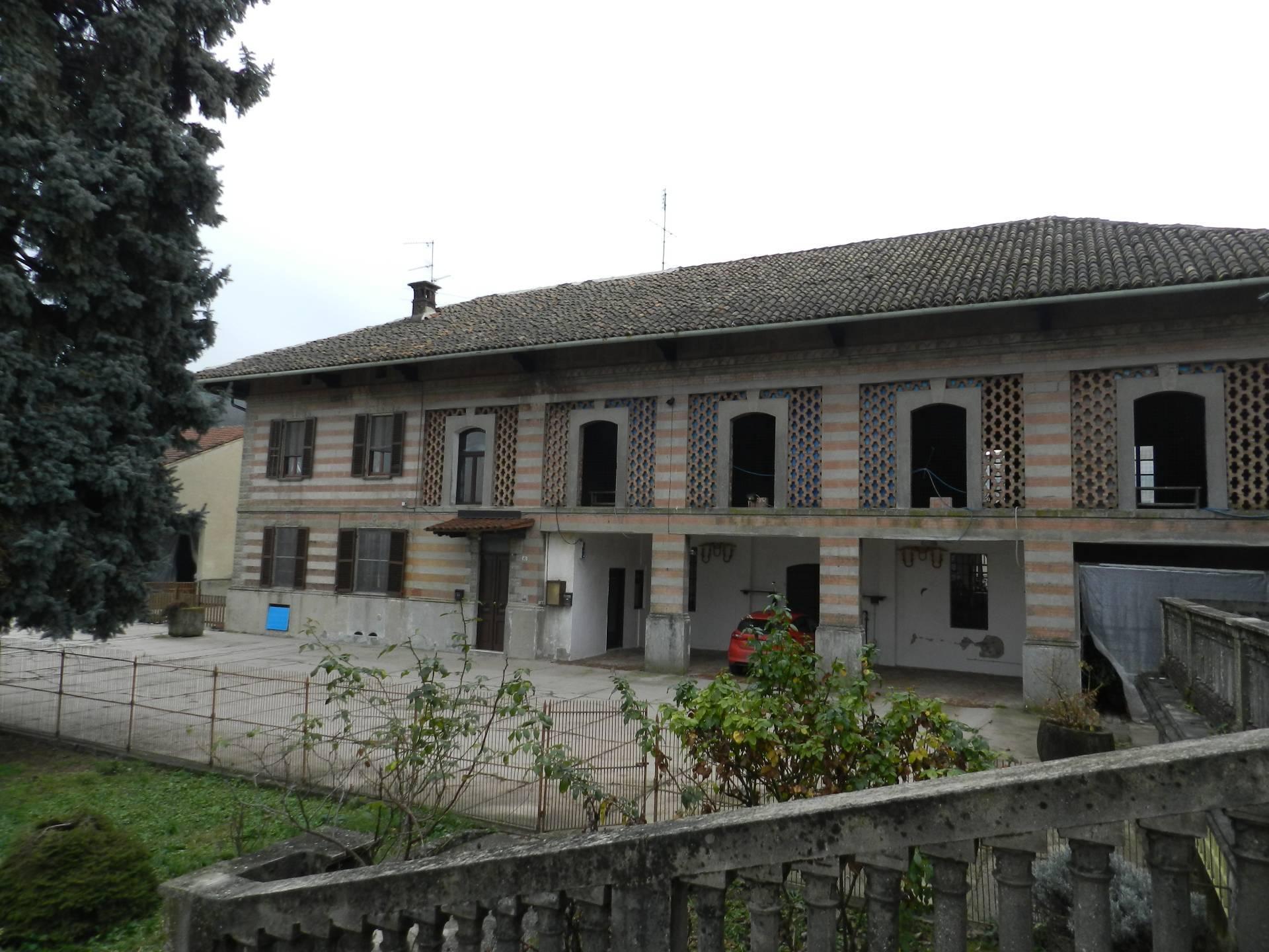 Pontestura, Via Rossi