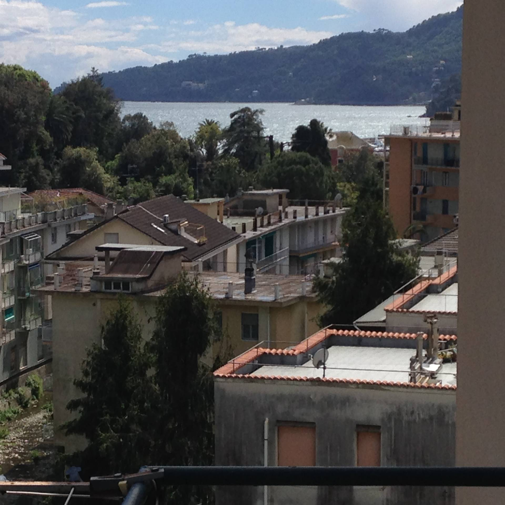 Rapallo, via Aurelio Baisi