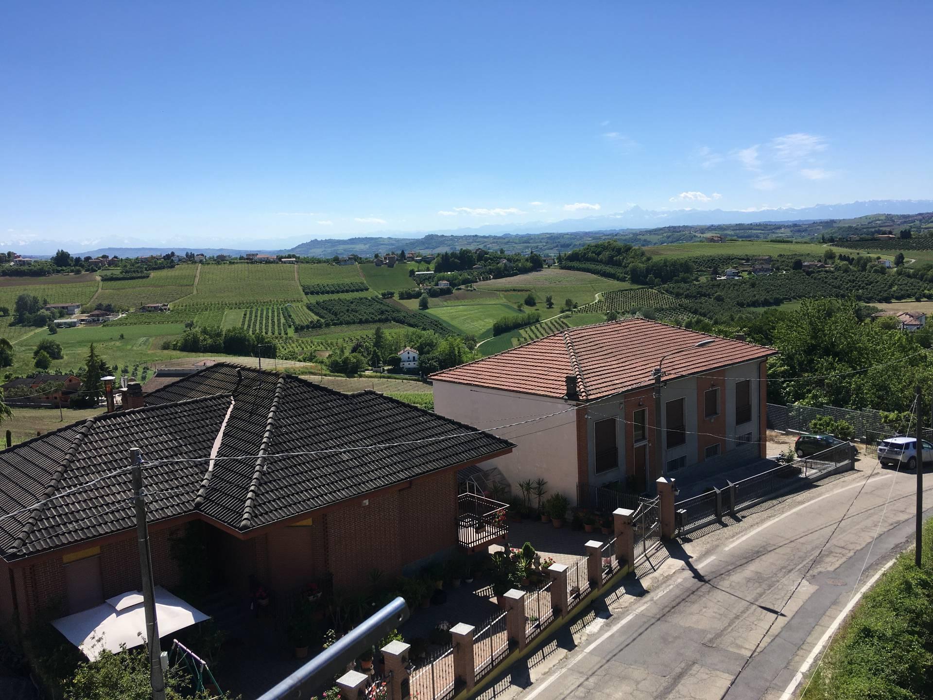 Costigliole d'Asti, Strada Briccone